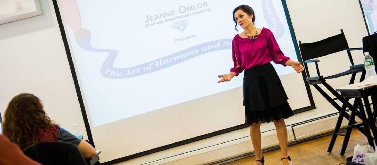 Jeanne Omlor Work With Me